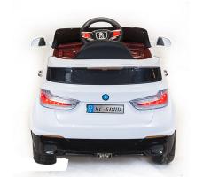 фото Детский электромобиль Toyland BMW X6 KD 5188 сзади