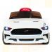 фото Детский электромобиль Toyland Ford GT LQ817A White спереди