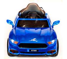 Детский электромобиль Toyland Ford Mustang RT560 Blue