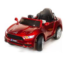 Детский электромобиль Toyland Ford Mustang RT560 Red