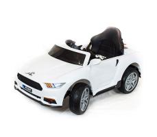 Детский электромобиль Toyland Ford Mustang RT560 White