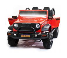 Детский электромобиль Toyland Jeep CH 9938 Red