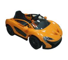 Детский электромобиль Toyland Maclaren 672 R Orange