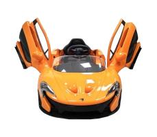 фото Детский электромобиль Toyland Maclaren 672 R Orange спереди