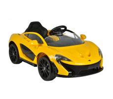 Детский электромобиль Toyland Maclaren 672 R Yellow