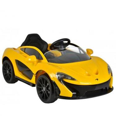 Детский электромобиль Toyland Maclaren 672 R Yellow | Купить, цена, отзывы