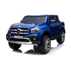 Детский электромобиль Toyland Mersedes-Benz X-Class Blue