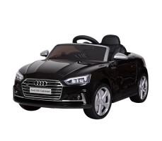 Электромобиль AUDI S5 CABRIOLET Black