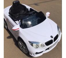 Электромобиль BMW E666KX White