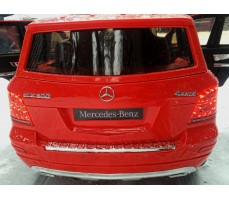 Электромобиль Mercedes-Benz GLK300 Red