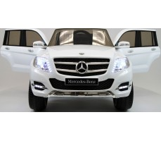 Электромобиль Mercedes-Benz GLK300 White