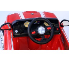 Электромобиль Mini Cooper Т003ТТ Red