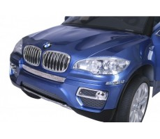 Электромобиль RIVERTOYS BMW-X6 Blue