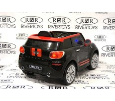 Электромобиль RIVERTOYS Minicooper JJ2258 White