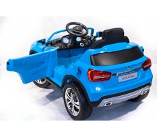 Электромобиль TOYLAND Mercedes-Benz GLA Blue