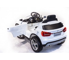 Электромобиль TOYLAND Mercedes-Benz GLA White