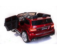 Электромобиль TOYLAND Mercedes-Benz GLS63 AMG Red