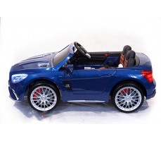 Электромобиль TOYLAND Mercedes-Benz SL65 Blue