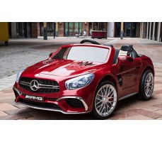 Электромобиль TOYLAND Mercedes-Benz SL65 Red