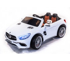 Электромобиль TOYLAND Mercedes-Benz SL65 White