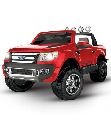 Электромобиль FORD RANGER Красный | Купить, цена, отзывы