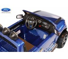 Электромобиль FORD RANGER Blue вид салона