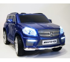Электромобиль Mercedes-Benz GL63  (LS628) Blue