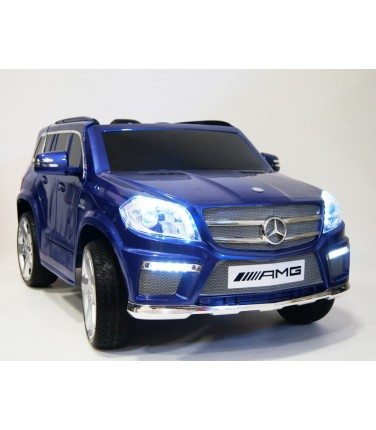 Электромобиль Mercedes-Benz GL63 (LS628) Blue