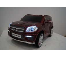 Электромобиль Mercedes-Benz GL63 (LS628) Red