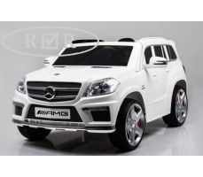 Электромобиль Mercedes-Benz GL63 (LS628) White