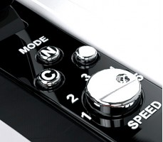 Фото переключателя скоростей электромобиля HENES Phantom Premium Black