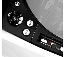 Фото переключателя музыки электромобиля HENES Phantom Premium Black