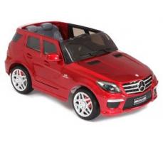 Электромобиль Mercedes Benz ML63 AMG  LUXE Red (р/у)