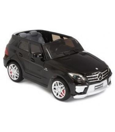 Электромобиль Joy Automatic Mercedes Benz ML63 AMG  LUXE черный | Купить, цена, отзывы