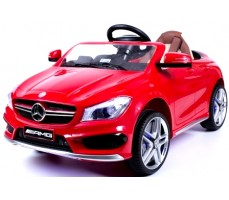 Электромобиль Mercedes-Benz CLA45 A777AA Red