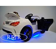 Фото открывающихся дверей и багажника электромобиля Mercedes-Benz CLA45 A777AA White