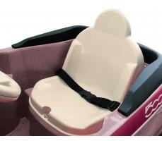 Фото сиденья электромобиля Peg-Perego Peg-Perego Fiat 500 Pink