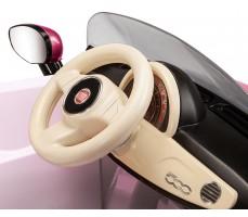 Фото руля электромобиля Peg-Perego Peg-Perego Fiat 500 Pink