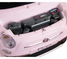 Фото двигателя электромобиля Peg-Perego Peg-Perego Fiat 500 Pink