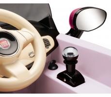 Фото рычага переключения скоростей электромобиля Peg-Perego Peg-Perego Fiat 500 Pink