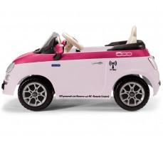 Электромобиль Peg-Perego Peg-Perego Fiat 500 Pink