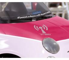 Фото фары электромобиля Peg-Perego Peg-Perego Fiat 500 Pink