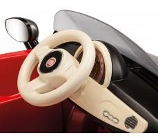 Фото руля электромобиля Peg-Perego Peg-Perego Fiat 500 Red