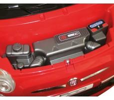 Фото двигателя электромобиля Peg-Perego Peg-Perego Fiat 500 Red