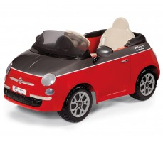 Электромобиль Peg-Perego Peg-Perego Fiat 500 Red (р/у)