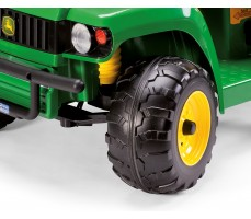 Фото колеса электромобиля Peg-Perego John Deere Gator HPX Green
