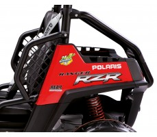 Фото электромобиля Peg-Perego Polaris Ranger RZR Red