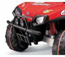 Фото кенгурятника электромобиля Peg-Perego Polaris Ranger RZR Red
