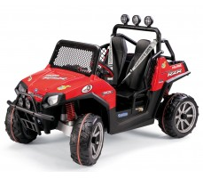 Электромобиль Peg-Perego Polaris Ranger RZR Red