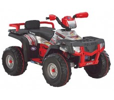 Электроквадроцикл Peg-Perego Polaris Sportsman 850 Red